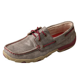 Twisted X Women's Twisted X Boat Shoe Driving Moc