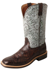 Twisted X Women's Twisted X Top Hand Turquoise Print Western Boot