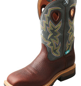 Twisted X Men's Twisted X Alloy Toe, Lite, Waterproof Western Workboot