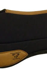 "Diamond Wool Contoured Endurance Ranch Pad - 1""  33""x30"""