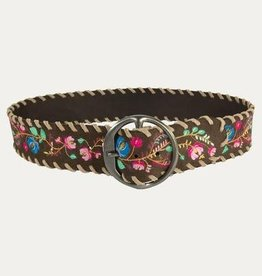 Noble Adult - Frontier Floral Belt (Reg $79.95 now $30 OFF!)