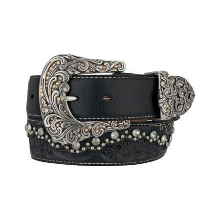 Tony Lama Belts Adult - Kaitlyn Crystal Belt