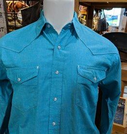 Resistol Men's Resistol Capitol Reef Solid Shirt