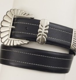 Ovation Adult - Ovation Belmont Black Show Belt