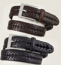 "Ovation Adult - Ovation Black Braided Show Belt 28"" Small"