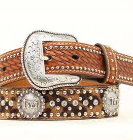 Nocona Children's Praying Cowboy Brown Belt