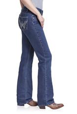 Wrangler Women's Wrangler Ultimate Q-Baby Boot Cut Riding Jeans