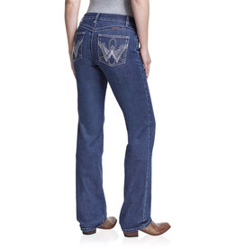 Wrangler Women's Wrangler Ultimate Q-Baby Boot Cut Riding Jeans