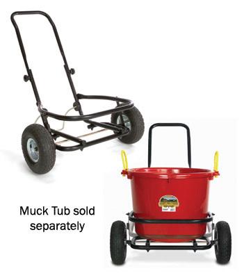 Little Giant Little Giant Muck Tub Cart