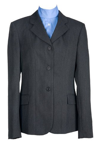 Devon-Aire Coat - Women's Equi-Fit Show, Gray