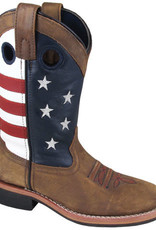 Smoky Mt Youth Smoky Mountain Stars & Stripes Western Boots
