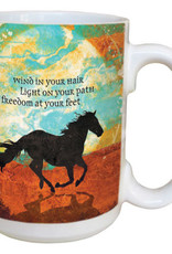 GT Reid Coffee Mug - Wind in Your Hair