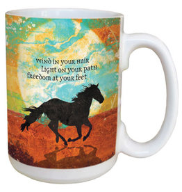 GT Reid Coffee Mug - Wind in Your Hair