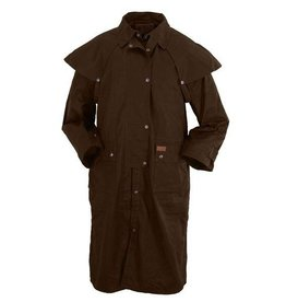 Outback Men's Outback Low Rider Oilskin Duster
