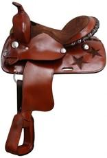 "Showman Showman Pony Saddle - 12"""
