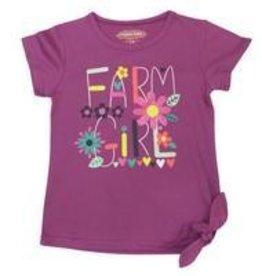 Farm Girl Farm Girl Flower T-Shirt (Reg $15.95 now $5 OFF!)