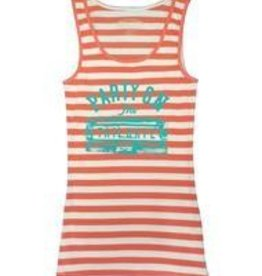 Farm Girl Women's Farm Girl Party on the Tailgate Tank - Sherbert Stripe (Reg $19.95 now $10 OFF!)