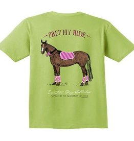 Stirrups Stirrups Prep My Ride T-Shirt Kiwi XL