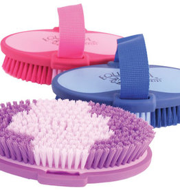 Equestria Small Oval Body Brush