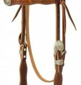Weaver Weaver Western Edge Browband Headstall