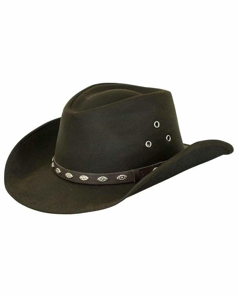 Outback Outback Badlands Oilskin Hat