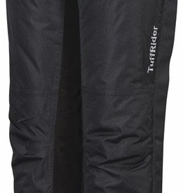 Tuffrider Women's TuffRider Winter Overpant Black