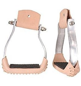 Tough1 Aluminum Angled Stirrups