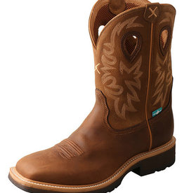 Twisted X Men's Twisted X Western Soft Toe Workboot