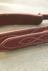 Circle L Circle L Flank Cinch w/Billets - Medium Oil