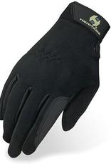 Heritage Heritage Performance Fleece Gloves, Black