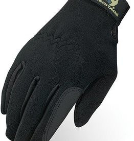 Heritage Heritage Performance Fleece Gloves, Black