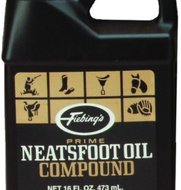 Fiebings Neatsfoot Oil Compound - 16oz