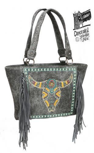 Handbag - Southwest Steer Skull
