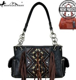 Handbag - Conceal Carry Fringe