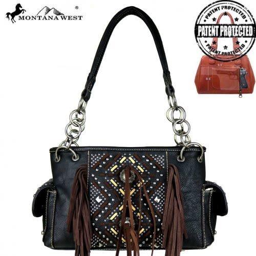 Handbag - Conceal Carry Fringe