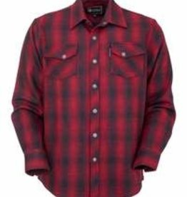 Outback Men's Outback Mount Elk Big Shirt