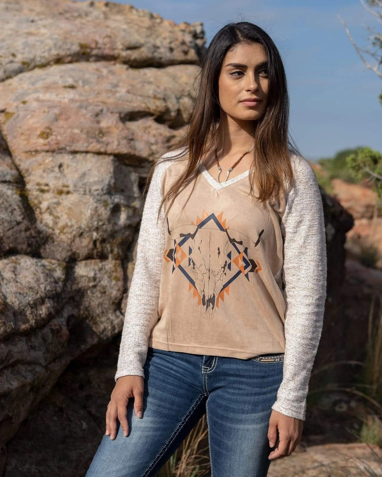 Outback Women's Moonie Tee