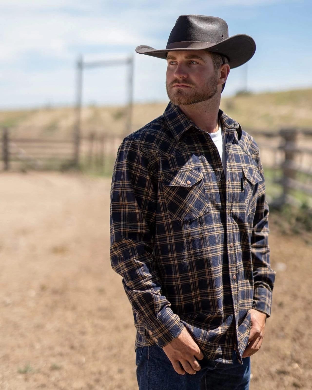 Outback Men's Outback Bowman Workman Shirt