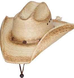 WEX Youth Palm Cattleman Hat