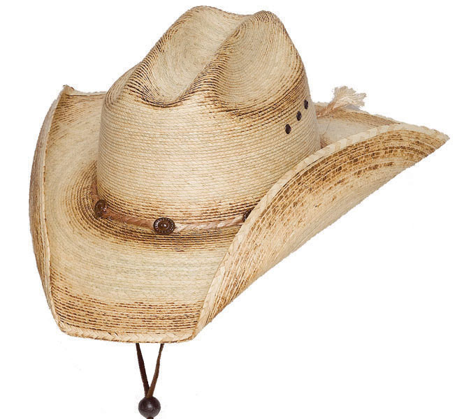 WEX Children's Palm Cattleman Hat