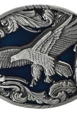 WEX Belt Buckle - Flying Eagle