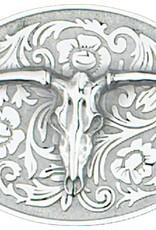 WEX Belt Buckle - Western Steer