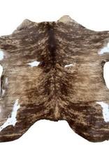 Showman Brazilian Brindle Calf Hide