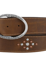 Justin Belts Adult - Red River Belt