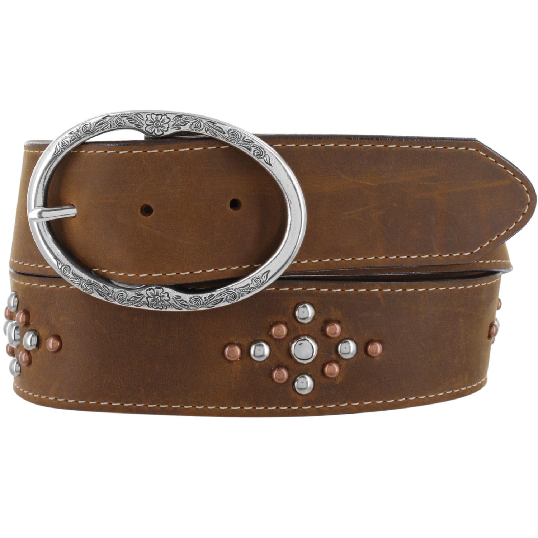 Justin Belts Adult - Red River Belt (Reg $62.00 NOW 15% OFF!)