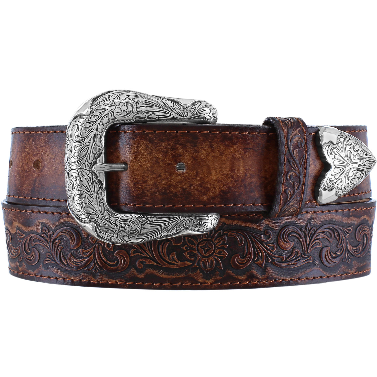 Justin Belts Adult - Oxeye Daisy Belt