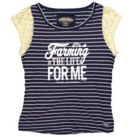 Farm Girl Farm Girl Farming is the Life T-Shirt
