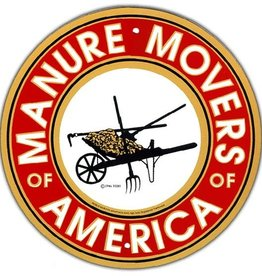 Arrent Manure Movers of America - Metal