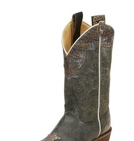 Justin Western Women's Justin Vera Black Western Boots
