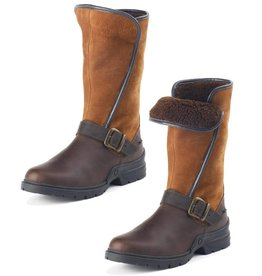 Ovation Women's Ovation Blair Country Brown Boot - Reg $149.95 NOW 15% OFF!